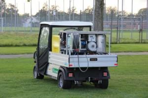 K-heat golfbil 3